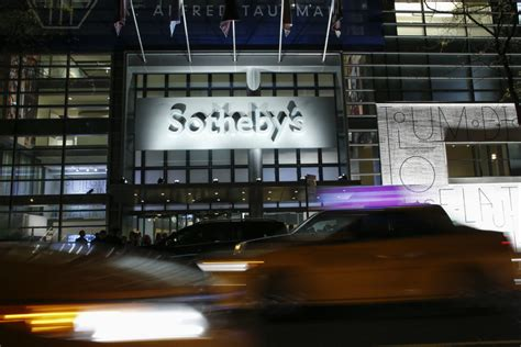 sotheby s auction house new york sotheby s and taikang agree to find new director artnet news