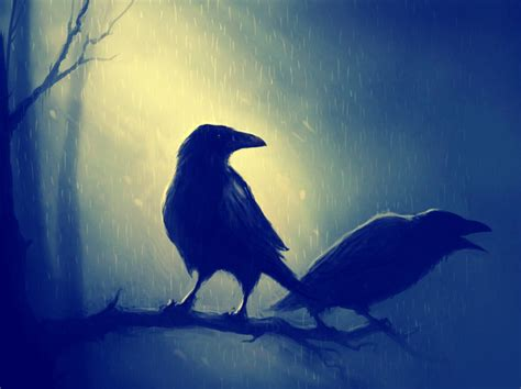 raven wallpaper abyss dark crows wallpaper and background image 1298x970 id