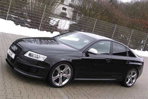 H R Auto Tuning by H R Audi Rs6 Tiefer Sch 246 Ner Schneller Auto Tuning News