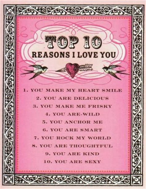 reasons to valentines day top 10 reasons i you wedding
