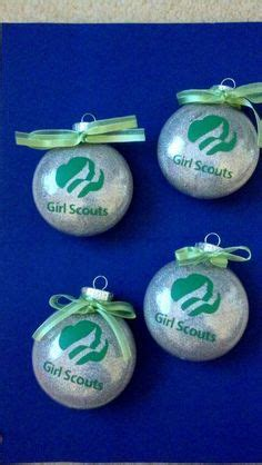 girl scout holiday ornaments craft 1000 images about scouts on polar express salt dough