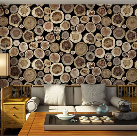 wallpaper for walls durability chinese style wood pattern 3d wallpaper murals durable pvc