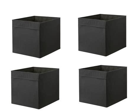 ikea filing storage boxes 1 2 or 4x ikea dr 214 na storage box organiser expedit unit