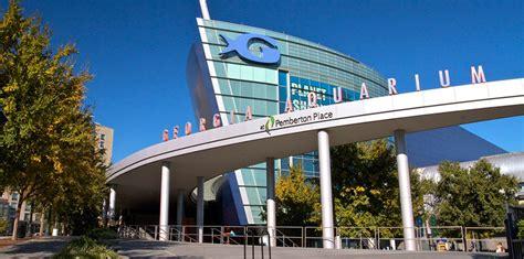 Georgia World Congress Center host an event georgia aquarium atlanta ga