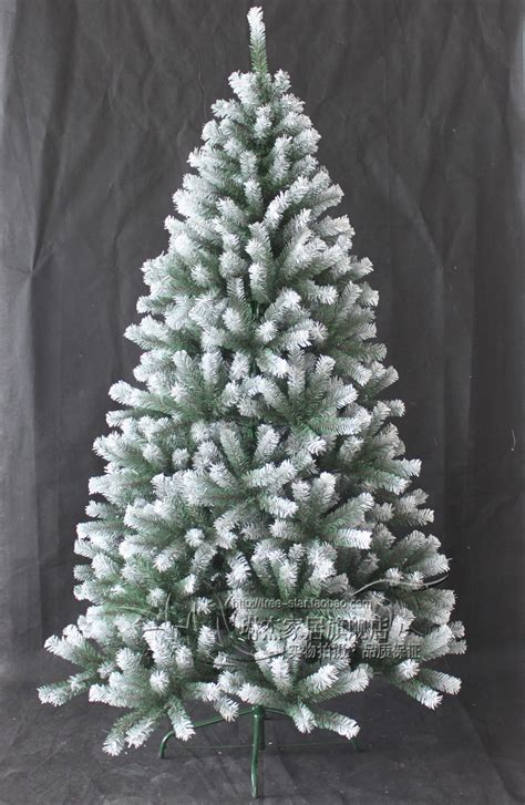 christmas tree 1 5 meters spray snow christmas tree 150cm