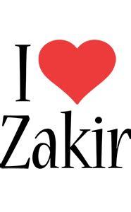 zakir logo  logo generator  love love heart