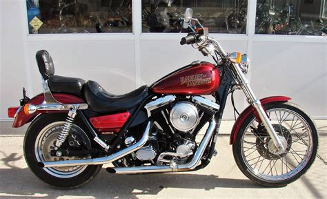 Used Harley Davidson Motors by Used 1987 Harley Davidson Fxr Custom With 1340cc Motor