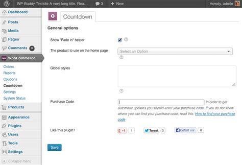 Countdown Wordpress Plugin Wp Buddy Wp Content Plugins Woocommerce Templates