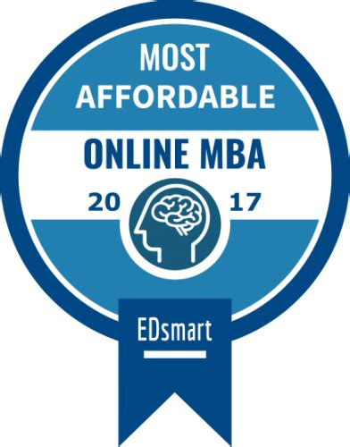 The Most Affordable Mba by Edsmart Releases The Top 62 Most Affordable Mba
