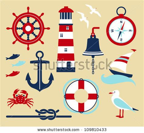 boat themed clipart nautical images clipart