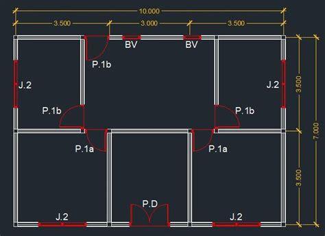 tutorial menggambar 3d autocad 2007 69 belajar desain rumah dengan autocad 2007 kursus