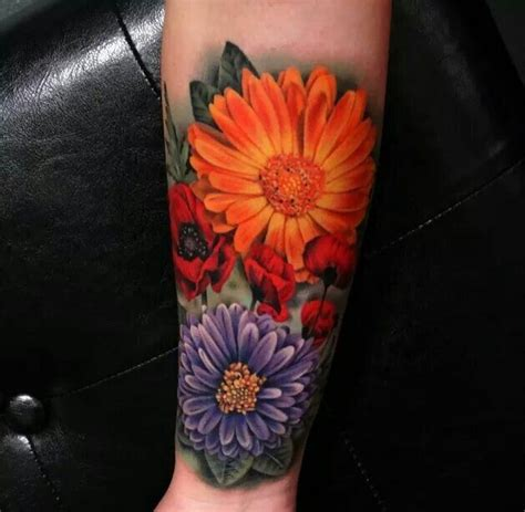 gerbera daisy tattoo 25 best ideas about gerbera on