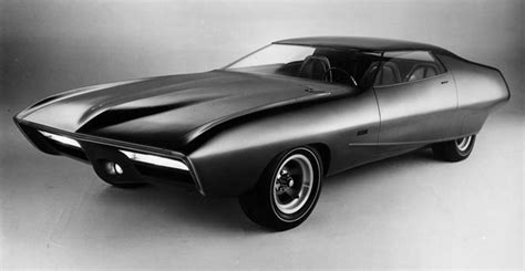 Coolest Cars Of The 70s by 5 Coolest Concept Cars Of The 70s The Daily Drive