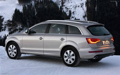 Audi Q7 2011 Widescreen Exotic Car Picture #13 of 35 ... Q 2011