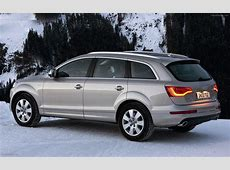 Audi Q7 2011 Widescreen Exotic Car Picture #13 of 35 ... Q 2011
