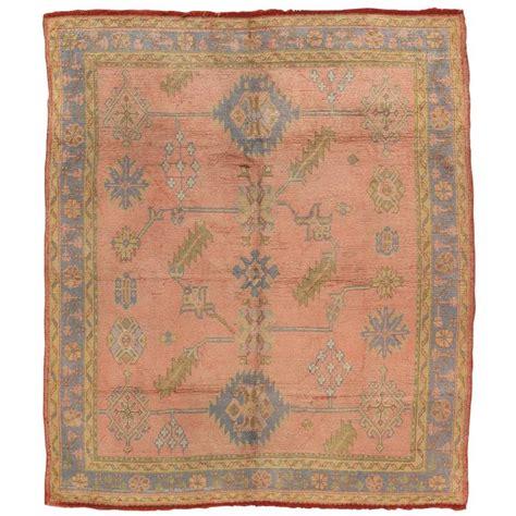 Handmade Turkish Rugs - antique oushak rug turkish rugs handmade rugs