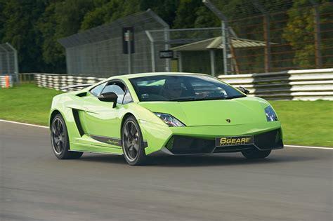 Lamborghini Experience Lamborghini Gallardo Superleggera Driving Experience