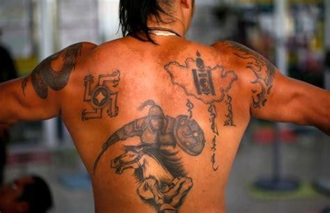 hitler tattoo german politician gets suspended sentence for