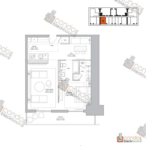 50 biscayne floor plans 50 biscayne unit 910 condo for rent in downtown miami
