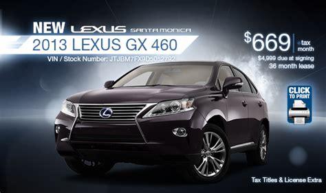 lexus financial interest rates lease specials june 2013 autos post