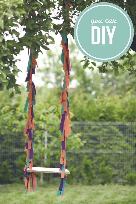 diy swing 22 diy garden swings you can bring to life almost