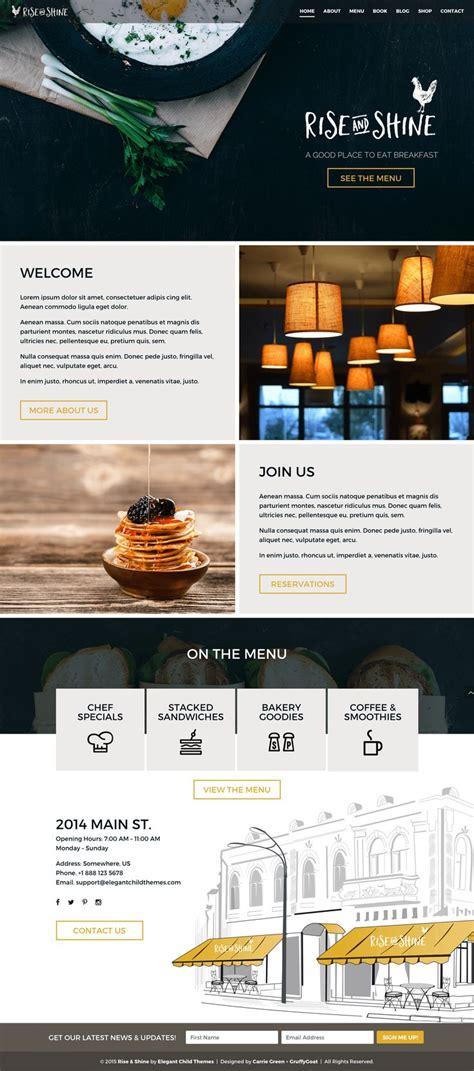 wordpress restaurant layout beautiful wordpress themes for divi by elegant themes