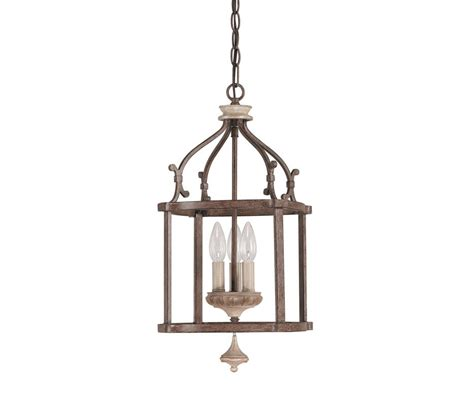Mini Lantern Pendant Light Capital Lighting 9471fo Oak Chateau 3 Light Mini Lantern Pendant Lightingdirect