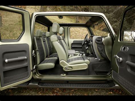jeep nukizer interior image gallery 2014 jeep gladiator