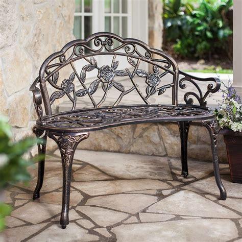 panchina ferro battuto ferro battuto materiali fai da te caratteristiche