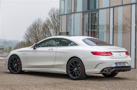 mercedes s 63 amg coupe prices specs and information