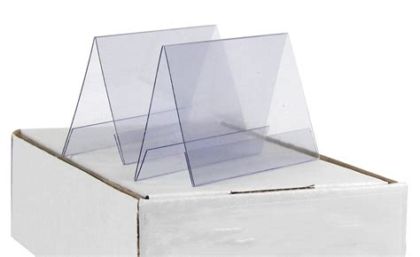 plastic table tent cards small plastic clear acrylic name tent card holder sign