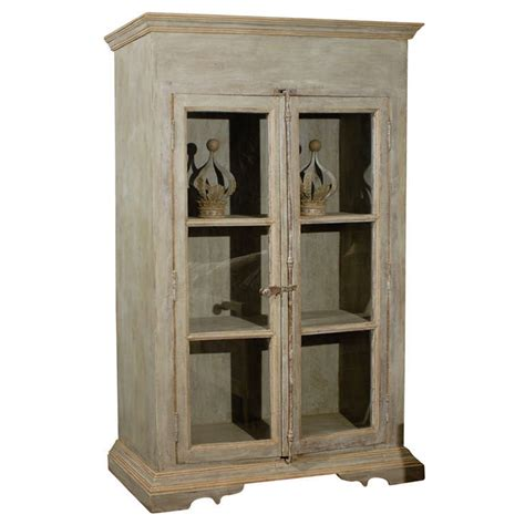 martin ivory glass door bookcase a painted wooden bookcase with glass doors at 1stdibs