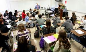 class high school the business of education class size falling victim to shrinking budgets