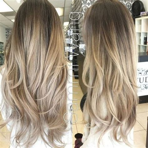 ash blonde ombre color swatches hair extensions hotheads ash blonde ombre hair extensions dark brown hairs