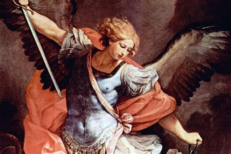 The Archangel Michael archangel michael profile of the and