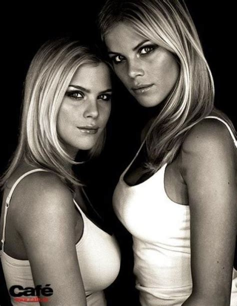 twlin sis elin nordegren and twin sister josefin simply beautiful