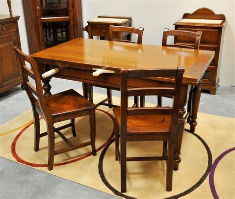 tavolo per cucina allungabile tavolo rettangolare allungabile da cucina outlet tavoli