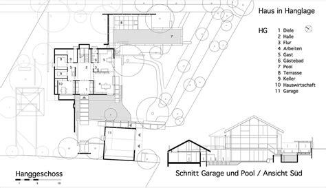 Haus Am Hang Grundriss 6772 by Haus Bergham Fertighaus Keitel Avec Haus Hanglage
