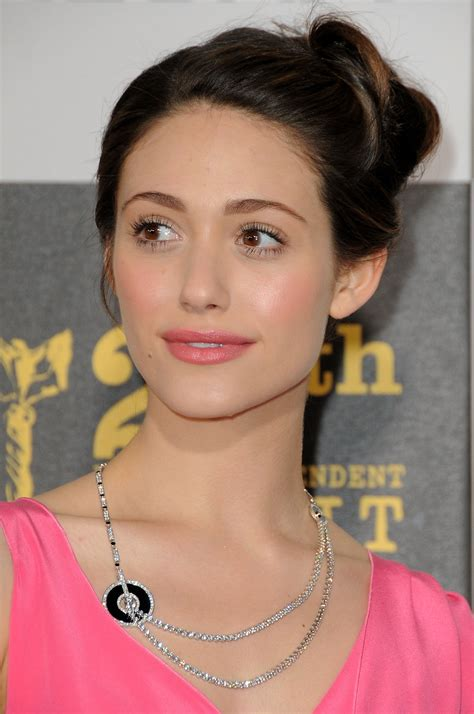 emmy rossum on ellen emmy rossum known people famous people news and