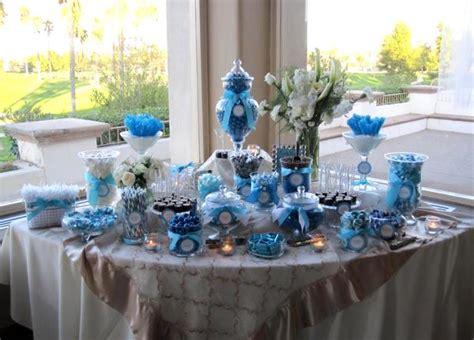 blue decorations come realizzare una stupefacente confettata