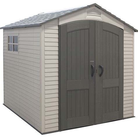 Shed Clearance Sale by Lifetime 7 Ft X 7 Ft Outdoor Storage Shed Storage