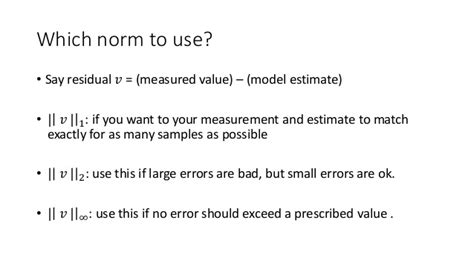 vector norm tutorial linear algebra and matlab tutorial