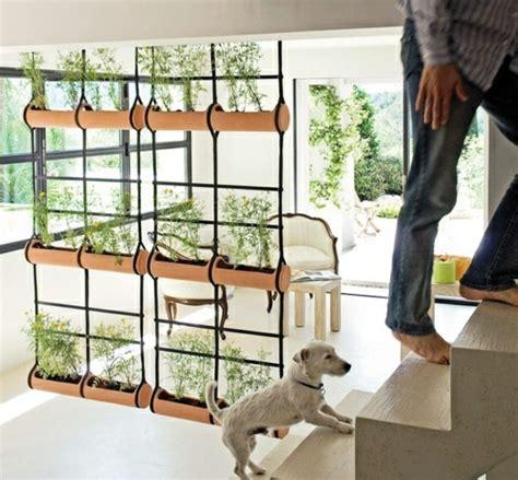 terrassen schiebetür kamin raumteiler idee