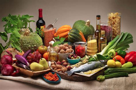 alimenti con la i la dieta mediterranea