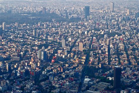 And The City The by Mexico City Arrival Wilkins