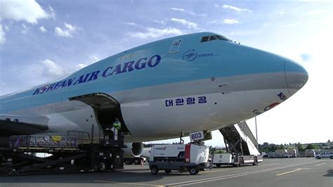 korean air cargo expands tehran commitment transport air cargo iran news logistics middle