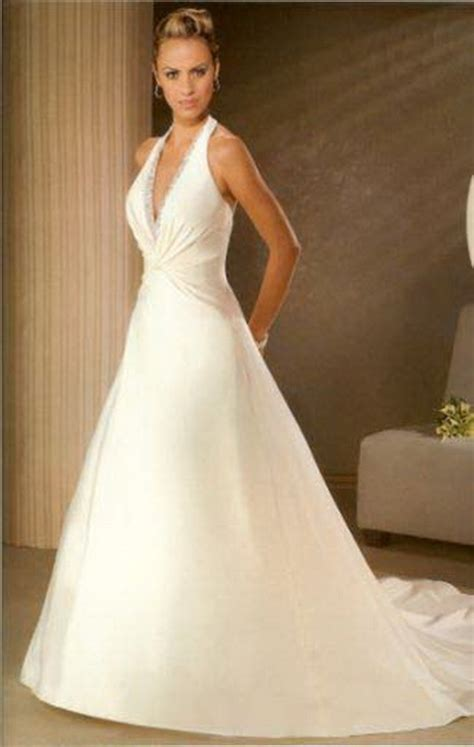 Wedding Dresses Halter Top by Halter Top Wedding Dresses
