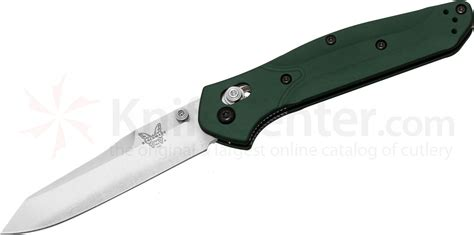 Chinese Kitchen Knives Benchmade 940 Osborne Folding Knife 3 4 Quot S30v Satin Plain