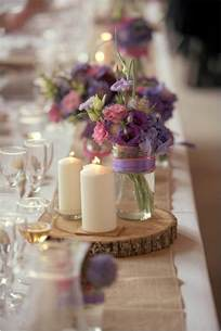 Rustic Wedding Decorations Purple Tone And Rustic Wedding Decorations Deer Pearl