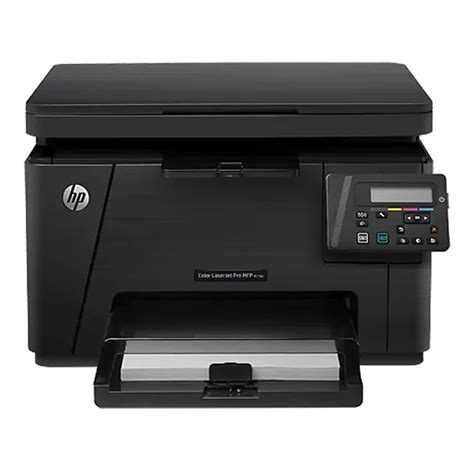 color laser all in one printer ปร นเตอร hp pro mfp m176n color laser all in one